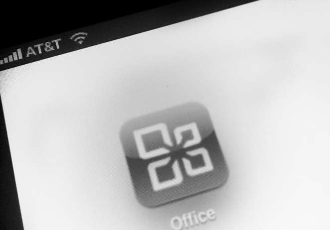 Microsoft Office Coming To iOS and Android In March Of Next Year