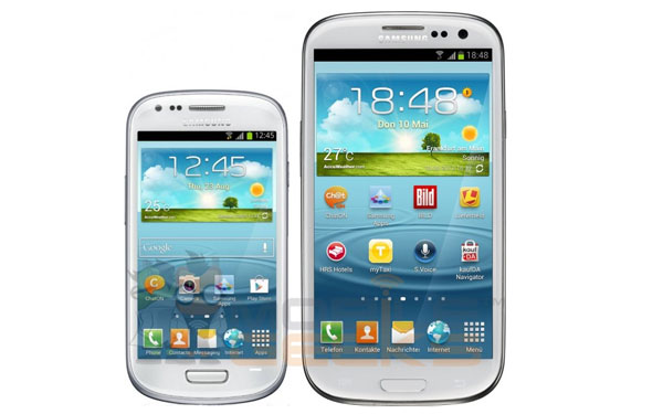 Samsung To Launch Galaxy S III Mini On October 11, Specs Revealed