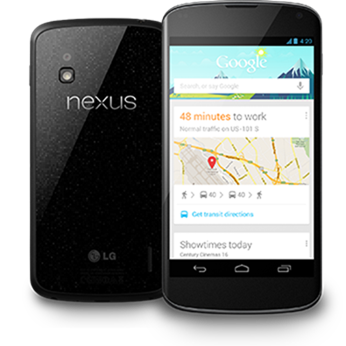 Google's New Line of Nexus and Android 4.2