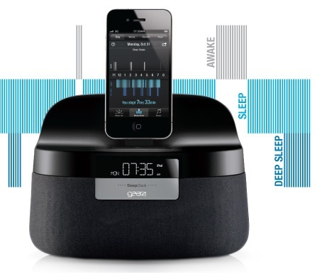 Renew SleepClock, Renew SleepClock dock, Renew SleepClock sleep gadget, Renew SleepClock ios, Renew SleepClock iphone