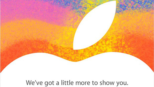 announcement, apple, apple event, apple event october 23rd, apple ipad mini, ipad mini announcement, ipad mini launch, ipad mini release, ipad mini event october 23rd, media event, release, reveal, october 23rd