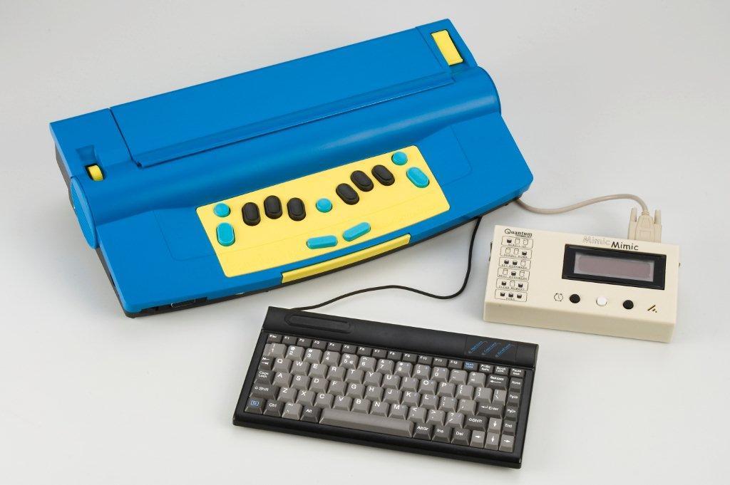 Aussie Inventions, Mountbatten Braillers