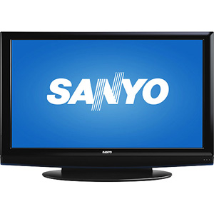 50-Inch Sanyo HDTV, Sanyo HDTV