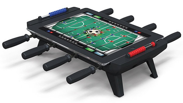 From Tablet To Tabletop Game - Turn Your iPad Into iFoosball