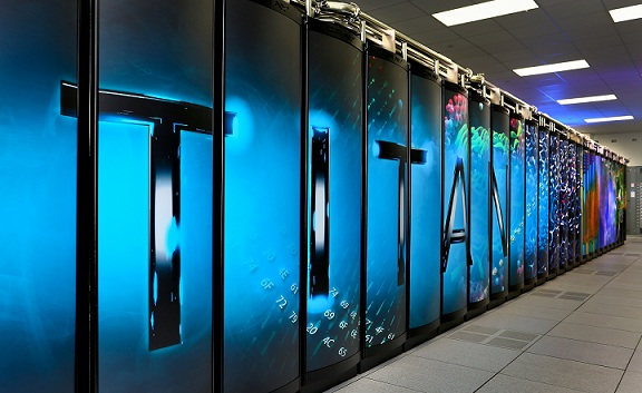 Titan - The World's Most Powerful Supercomputer