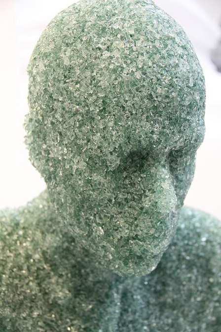 Amazing Shattered Glass Sculptures, Shattered Glass Sculptures, amazing Glass Sculptures, amazing, Sculptures, Shattered Glass, glass, art, amazing art, art pictures, photos, Amazing Shattered Glass Sculptures pictures