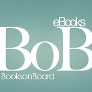 Books On Board, Books On Board logo, logo Books On Board