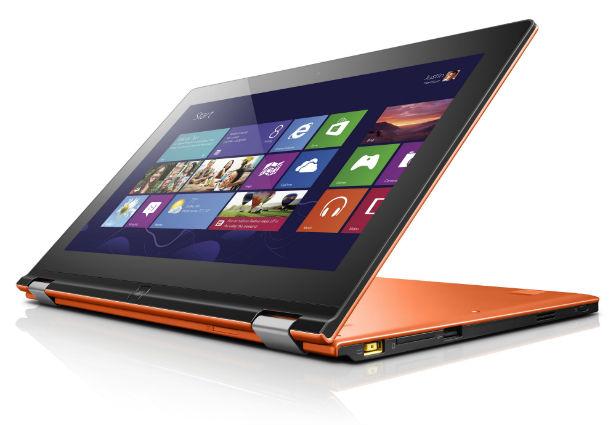 Lenovo Yoga, Lenovo Yoga laptop
