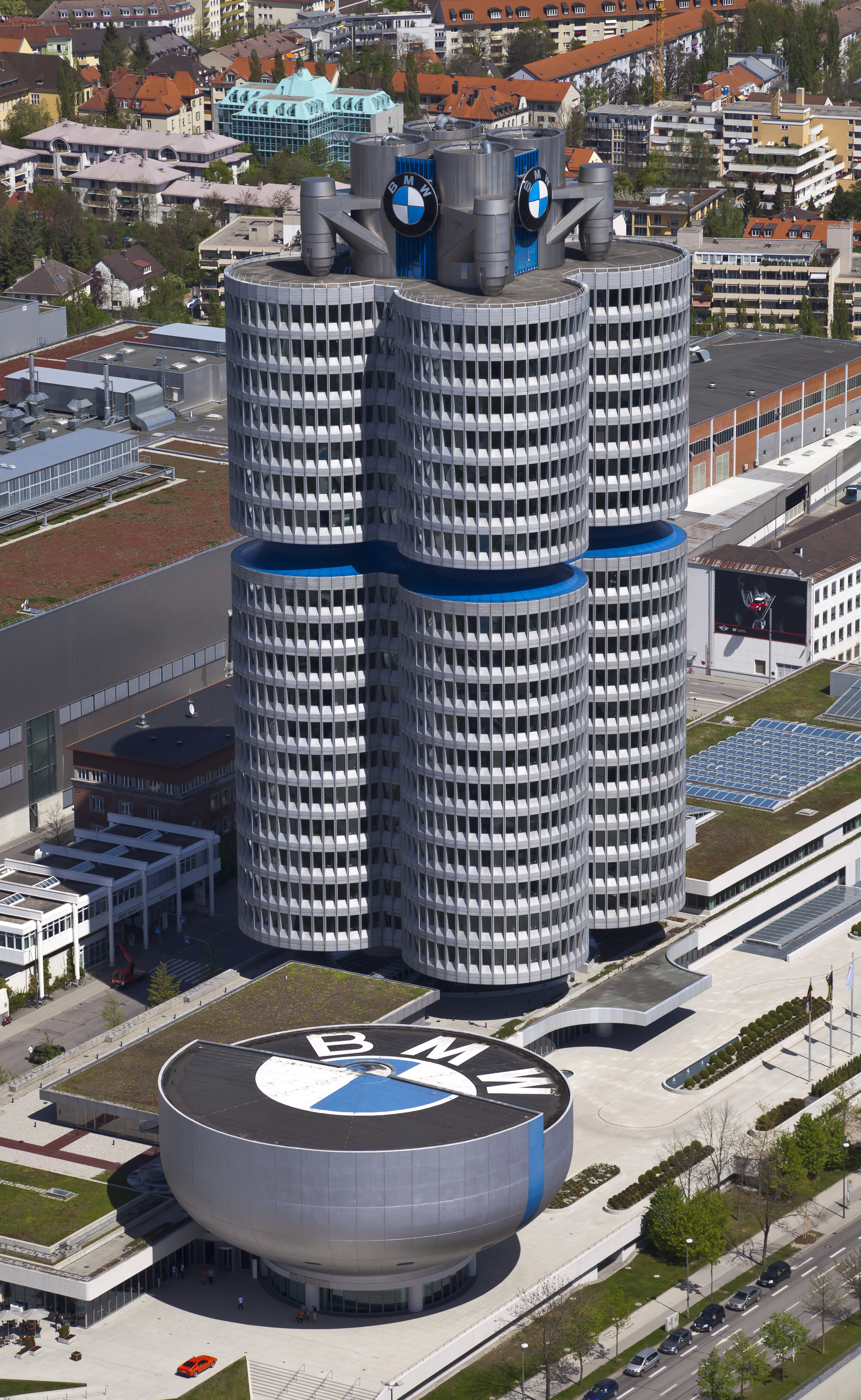 Top 10 Most Impressive Car Company Headquarters In The World 1