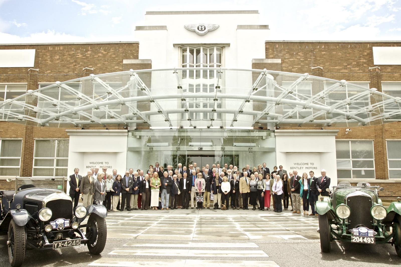 Car HQ, Bentley Motors HQ