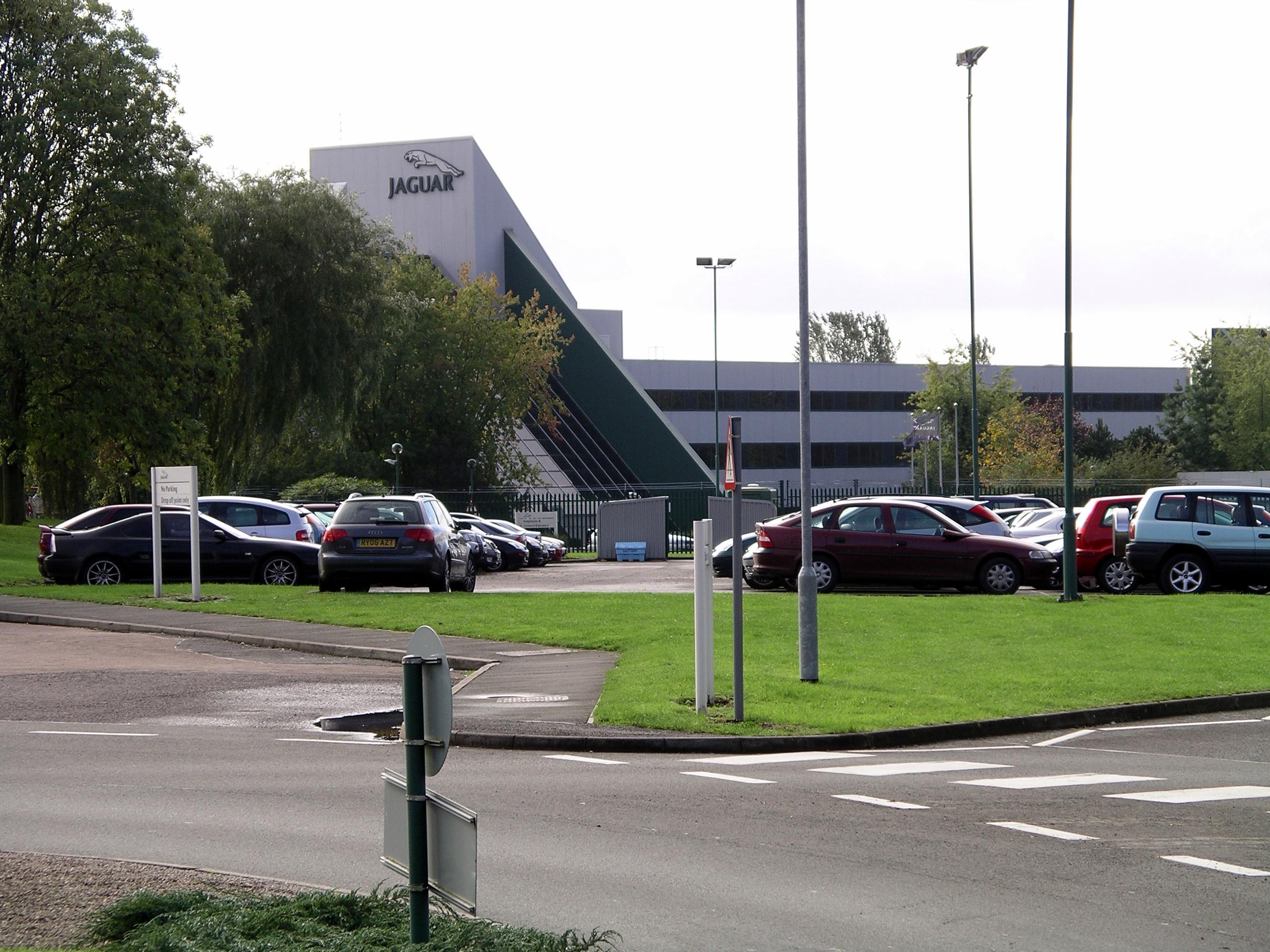 Car HQ, Jaguar HQ