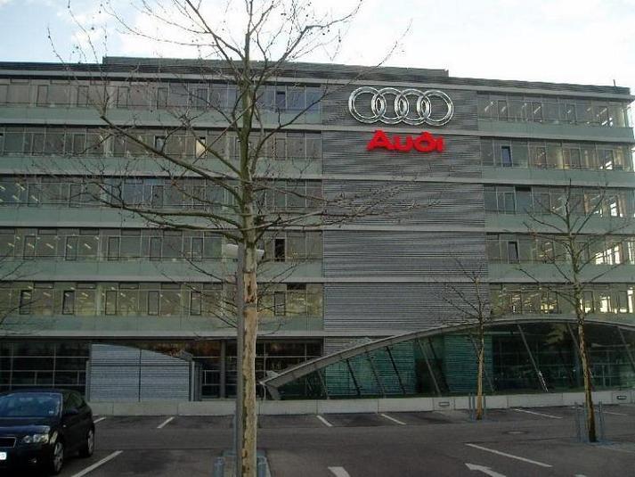 Car HQ, Audi HQ