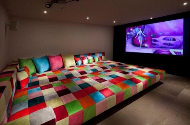 Top 20 Crazy Room Designs [PHOTOS] 1
