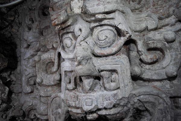 Maya Temple Found, Maya Temple
