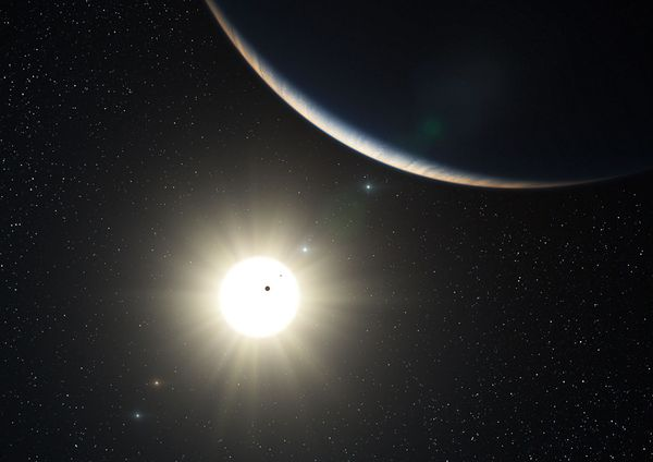 Nine-Planet System Discovered, planet system