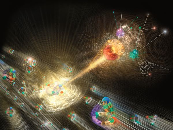 God Particle, higgs boson, God Particle higgs