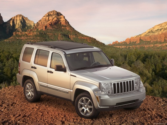 Jeep Liberty, Jeep Liberty pictures