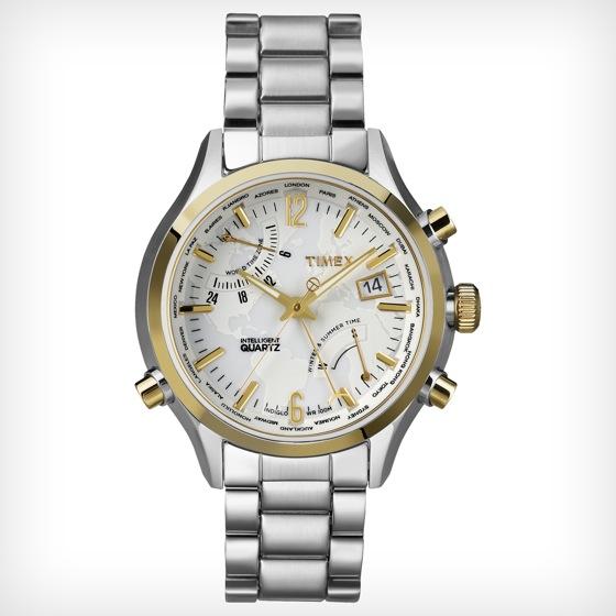 Intelligent Quartz, Time Bracelet, timex