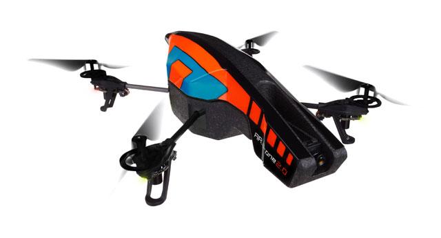 Top Gadget 2012, AR.Drone gadgets, AR.Drone innovations, AR.Drone 2.0, AR Drone