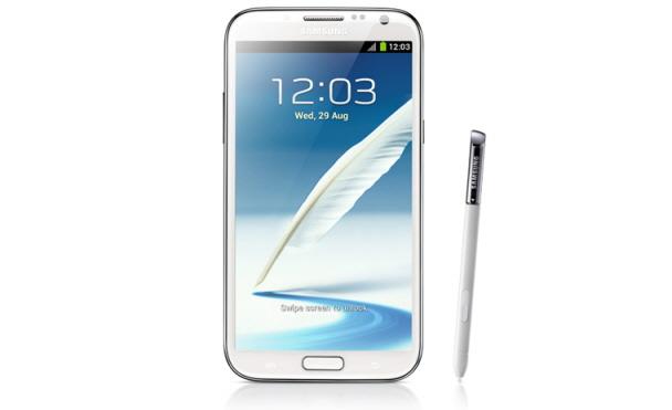 Top Gadget 2012, Galaxy Note II, samsung Galaxy Note II, samsung note II