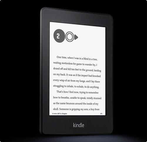 Top Gadget 2012, Amazon Kindle Paperwhite, Kindle Paperwhite, amazon Paperwhite