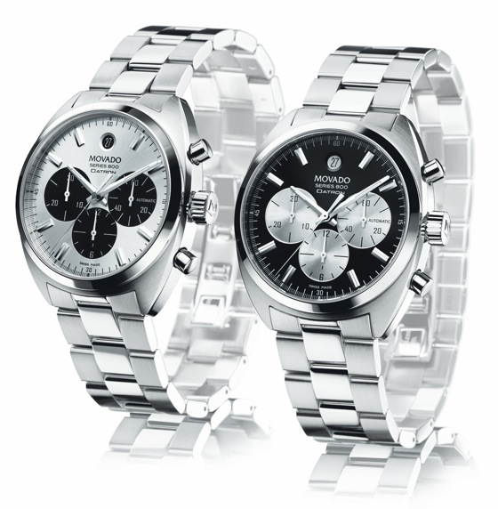 Steel Datron Watch by Movado, Steel Datron, Movado