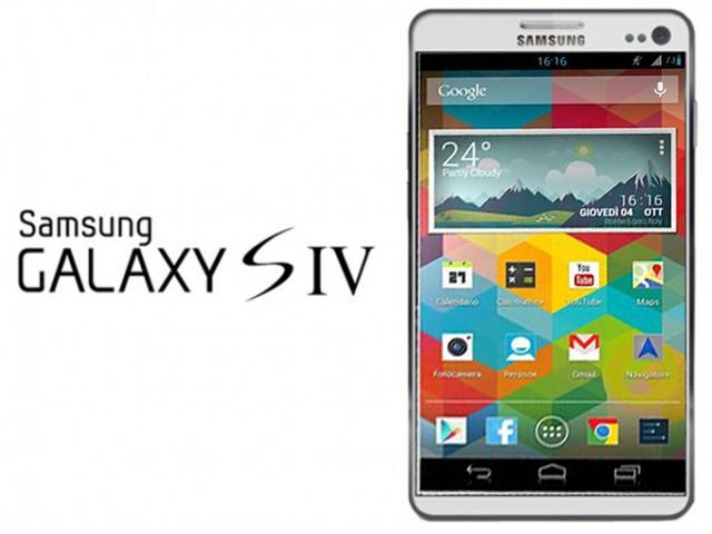 Samsung Galaxy S4, Samsung Galaxy s IV, Samsung Galaxy S4 smartphone
