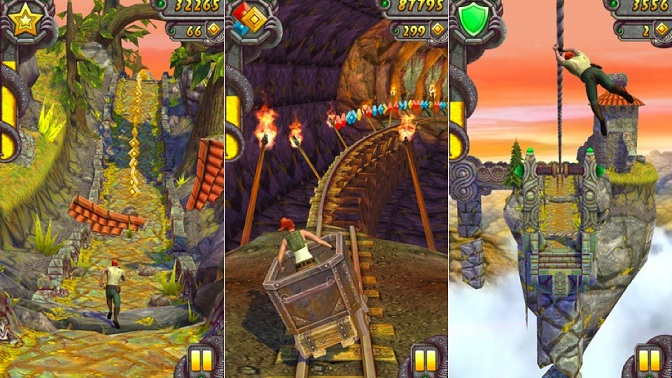Temple Run 2 Now Available For iOS, Android Release Next Week [Download Link]