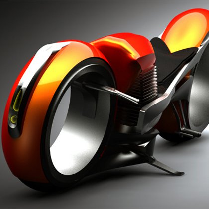 Top 10 Futuristic Concept Bike Designs 1