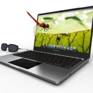 Macbook 3D, 3D macbook