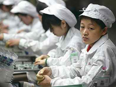 Your iPhone Was Built By 13 Year Old Children Working 16 Hours A Day [REPORT]