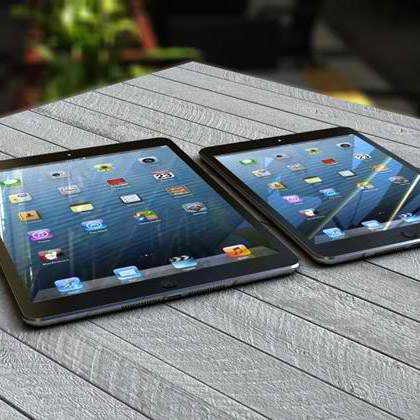 Size Comparison Of Upcoming iPad 5 With iPad 4, iPad Mini and iPhone 5 1