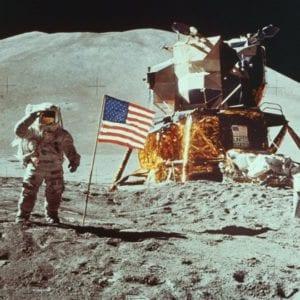 moon landing, Fake Moon Landing