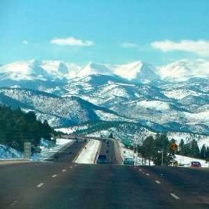 Rocky Mountains I-70, Rocky Mountains, I-70
