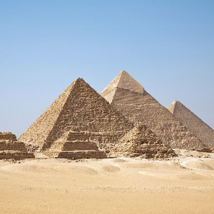 City of the Gods, Giza Plateau