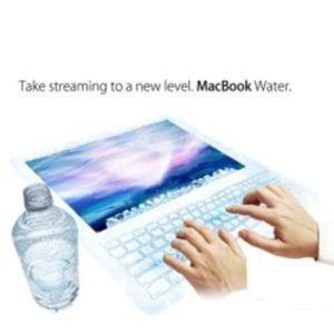 water macbook, Macbook Water