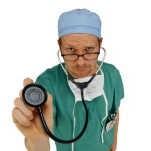 Health Problem Prevention, heart doctor, doctor