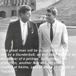 JFK & RFK Assassinations, JFK Assassination, RFK Assassination