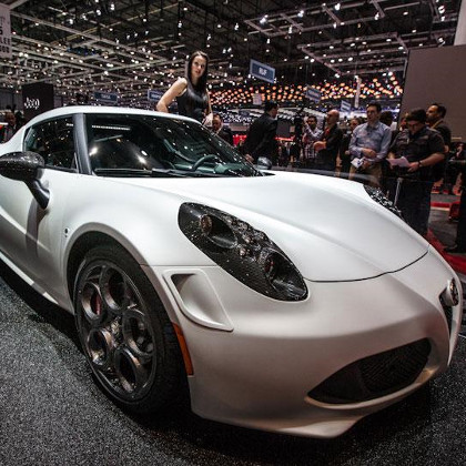 Top 10 Cars Of The 2013 Geneva Motor Show 1