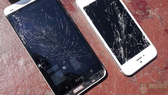 HTC One Drop Test Shows It's As Robust As The iPhone 5 [VIDEO]