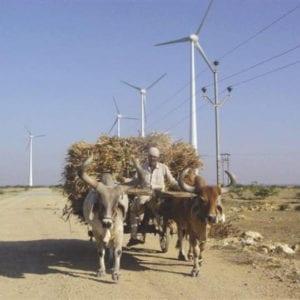 india, wind mills india