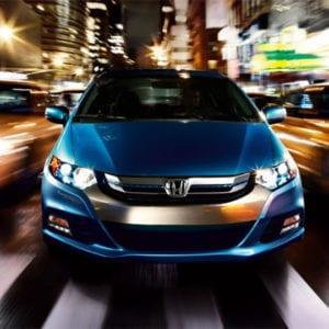 2013 Honda Insight, Honda Insight