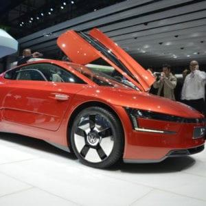 volkswagen, Volkswagen XL1