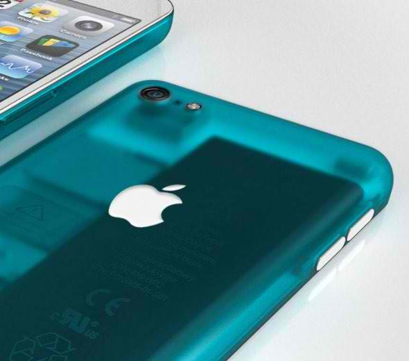 Rumored Budget-Friendly iPhone Conceptualized With A Translucent Back Panel [PHOTOS] 1