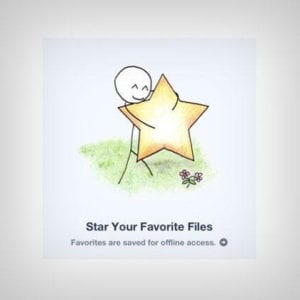 star your favourite files dropbox, star your favorite files dropbox