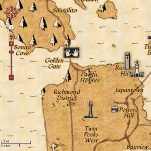 Google Maps Treasure Mode, Google Maps Treasure Mode prank