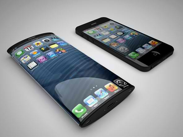 iPhone 6 Concept With Curved Display Looks Ridiculously Ugly [PHOTO]