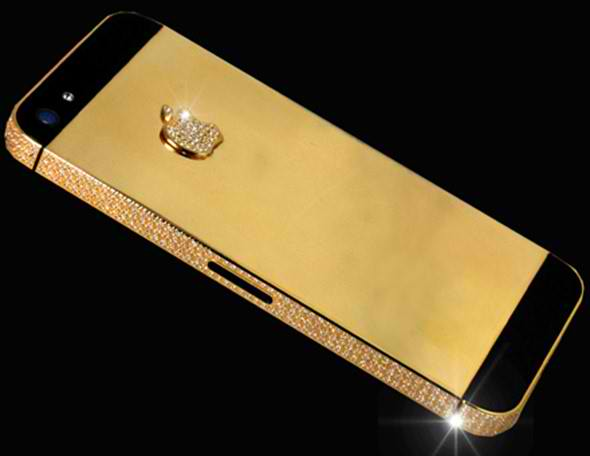 Apple iPhone 5 Black Diamond Edition Now Available For Just $15 Million 1