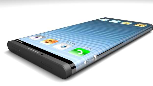 iPhone 6 Concept Shows How Wraparound Display Would Look Like [VIDEO] 1