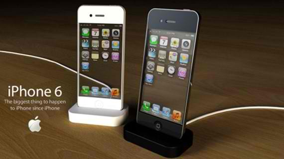 Designer Charms iPhone 6 Concept With Transparent Display, 10MP Camera, A7 CPU and iOS 7 1